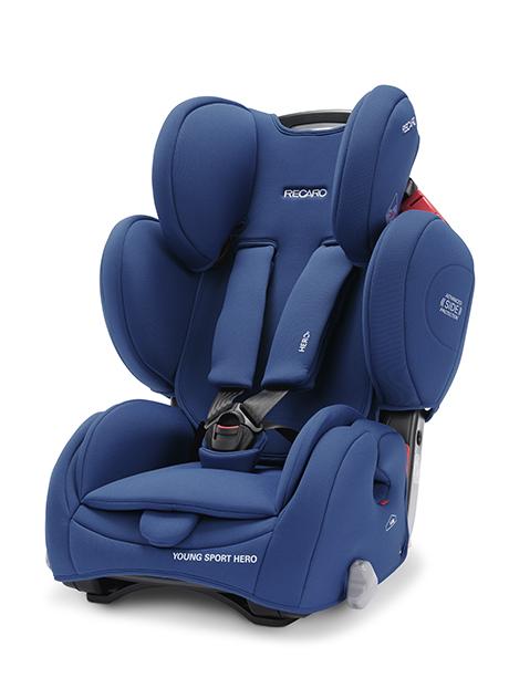 autosjedalica RECARO Young Sport HERO-core-energy-blue